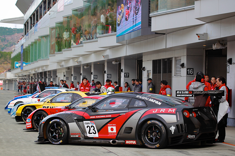 Nissan celebrates another year of success at NISMO Festival